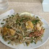 『【タイ料理】パッタイ@ニュームナ狭山』の画像