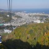 『【北海道ひとり旅】札幌・小樽の小さな旅『小樽 天狗山』』の画像