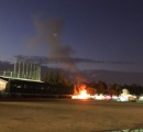 【速報】新宿のアート展で火事、中に子供が閉じ込められ焼死
