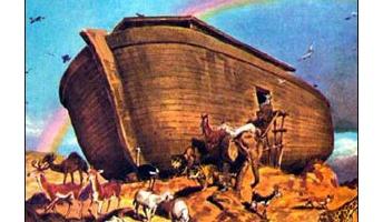 「ノアの箱舟」発見される。その確率99.9%!