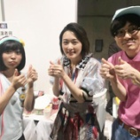 『【乃木坂46】生駒里奈 にゃんこスターとの3ショット写真を公開!!!!』の画像