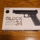 東京マルイ Glock34 ガスブローバック