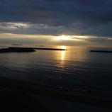 『2010年 7月17~18日 夕日海岸移動:深浦町・風合瀬海岸』の画像