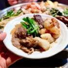 『なんば 韓国料理ディナー【Korean Dining ハラペコ食堂 GEMSなんば店】日本初!のコプチャンが食べれる贅沢コースを堪能♪』の画像