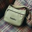 【新刊情報】Laundry ROUND SHOULDER BAG BOOK KHAKI 《特別付録》 ショルダーバッグ