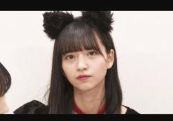 急に来る金川紗耶ちゃんの真顔が結構すこwww※gifあり