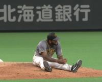虎党の皆さん、安心を 負傷降板の阪神・アルカンタラが軽症を強調「問題はないと思う」