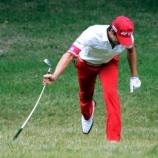 『【画像・動画】石川遼が激怒!クラブを叩きつけ八つ当たり。→石川遼がアバンストラッシュやってる 【ゴルフまとめ・ゴルフクラブ シャフト 】』の画像