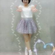 HKT朝長美桜ちゃんとAKBいずりな(伊豆田莉奈)の服がかぶる アイドルファンマスター