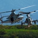 """HMLA-369""""Gunfighters""""  AH-1Z&UH-1Y"""