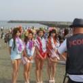 第23回湘南祭2016 その163(湘南ガールコンテスト2016・海辺で取材)