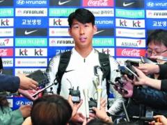「北朝鮮との試合は記憶したくない試合」by 韓国代表ソン・フンミン