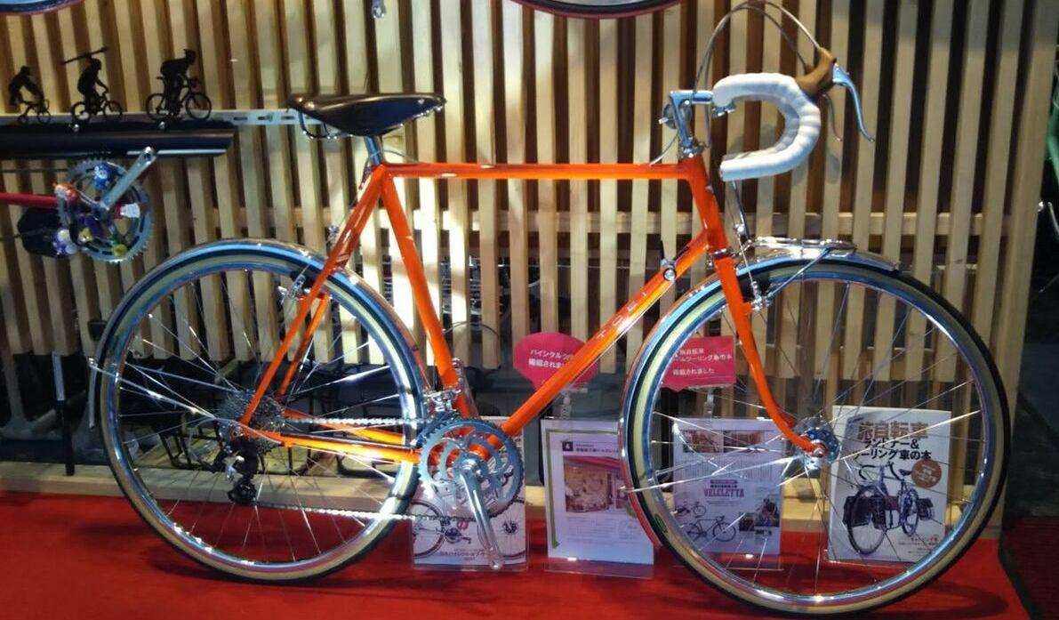 横浜市・鶴見区の自転車店ベルクレッタのブログ @VELcletta イメージ画像