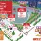 """12/7(土)開催『ももクリ2019 大阪公演』""""会場MAP..."""