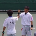 まさにアスリート!優勝の篠原・小林ペア☆日本代表予選会