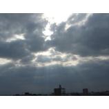 『戸田市に降り注ぐ光をみる』の画像