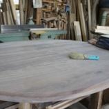 『テーブル作り・11 ベルデ店内』の画像
