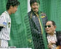 【阪神】若手投手が江夏塾に行列つくる!?