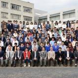 『H27年度RB新入生集合写真&プレゼンテーション賞&レポート賞』の画像