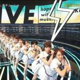 『エッッッ!!??AKB48、生放送でソーシャルディスタンスをガン無視してしまう!!!!!!』の画像