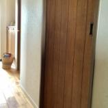 『リノベ記録85:洗面所扉の思わぬ誤算のはなし』の画像