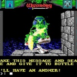 『Wizardry Bane of the cosmic forge。secret messageはあんたが持ってたのか。』の画像