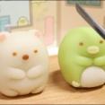 【海外の反応】ファミマの「すみっコぐらし」×「食べマス」和菓子