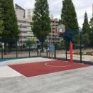 【バスケコート紹介】東京港区。都心のど真ん中にある超穴場なバスケコート(芝浦公園)
