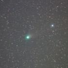 『6月8日のレモン彗星(C/2012F6)』の画像