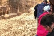 【速報】日本人ツアー32人 土石流に巻き込まれる ガイド含む13人と連絡取れず ヨルダン・ペトラ遺跡