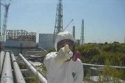 福島第一原発の作業員がライブカメラ前で内部告発か?