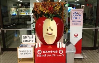 『11/4 三沢空港で見つけた『蛇口』』の画像