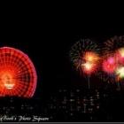 『8月8日:2年ぶりに「茨木辯天花火大会」』の画像