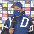 三浦監督「佐野は4番ですから。そう簡単には動かさない」