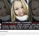 【カナダ】タンポンの長時間使用で16歳少女が死亡、 「4~6時間毎に交換、8時間以上入れっぱなしは危険」(医師)★2