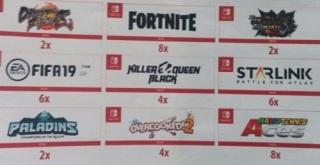 【噂】『ドラゴンボールファイターズ』『フォートナイト』がSwitch向けに登場?E3出展リストが流出