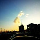 『【夕暮れ】街の風景に少し画像処理をかけてみました【写真あり】』の画像