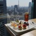 <予告>ホテルの高層階でぜいたくランチ【ハーモニー】アイコニック実食 口コミ ブログ