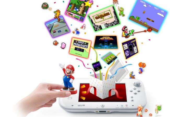 【タッチ!amiibo】無料で昔のゲームが遊べるぞ!