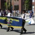 2013年横浜開港記念みなと祭国際仮装行列第61回ザよこはまパレード その66(鵠沼高等学校マーチングバンド部)