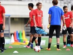 代表離脱した宇佐美貴史「ボールを触ってどうするのかというところが僕の強み」