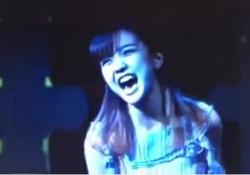 真野恵里菜ちゃんが舞台で「フ●ラチオ!」と絶叫し話題に!