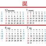 『日本語教師の求人競争倍率が高くなる時期』の画像