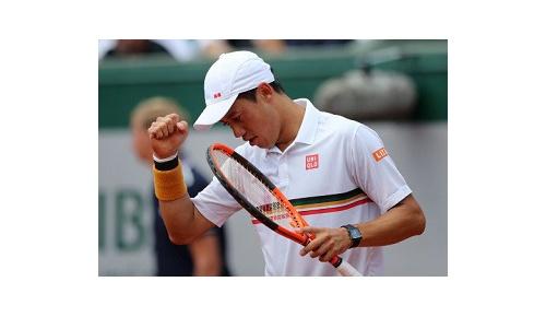 錦織圭がベルダスコに逆転勝ちし全仏オープン8強、錦織の好転ぶりに海外驚き