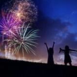 『2020年7月24日 全国一斉はじまりの花火打ち上げ【コロナ対策】【日本青年会議所】』の画像