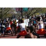 『アフリカンダンスとベリーダンス。』の画像
