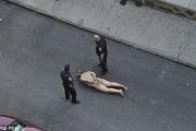 『世界オワタ( :∀;)、俺は死ぬんだ』 記録的大地震でパニックになった男、素っ裸で無差別殺人―NY