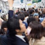 東京の満員電車の押し方が気に食わん!