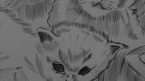 子猫の絵を描いた(^-^)v(※画像あり)