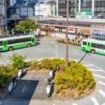 アルプラができる前のJR高槻駅前の動画がYouTubeにアップされててめっちゃ懐かしい
